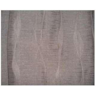 ドレープカーテン フクレジャガード(100×135cm/ブラウン)