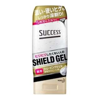 SUCCESS(サクセス) サクセス 薬用シェービングジェル 多枚刃カミソリ用(180g)〔シェービングジェル・フォーム〕
