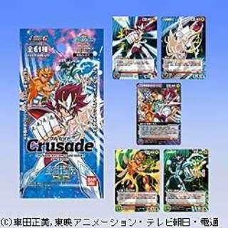 クルセイド 聖闘士星矢Ω 【SSΩ-01】 1BOX(15パック入り)