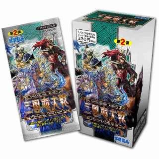 【パック単位販売】『三国志大戦トレーディングカードゲーム 第2弾 ブースター』