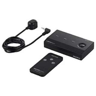 BSAK302 HDMIセレクター [3ポート]