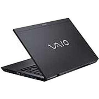 SVS13116FG/B ノートパソコン VAIO Sシリーズ ブラック [13.3型 /intel Core i5 /HDD:640GB /メモリ:4GB /2012年6月モデル]
