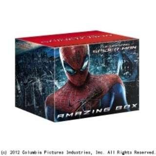 アメイジング・スパイダーマン AMAZING BOX(3,000セット限定) 【ブルーレイ ソフト】