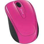 GMF-00287 マウス Wireless Mobile Mouse 3500 マゼンタ ピンク  [BlueLED /3ボタン /USB /無線(ワイヤレス)]