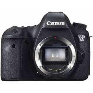 EOS 6D デジタル一眼レフカメラ [ボディ単体]
