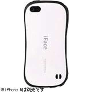 iPhone 5s/5用 iface First Class ケース (ホワイト)