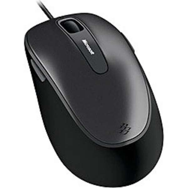 4FD-00029 マウス Comfort Mouse 4500 ダークグレー  [BlueLED /5ボタン /USB /有線]