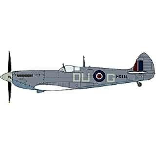 1/48 スピットファイア Mk.VII/VIII 尖形翼