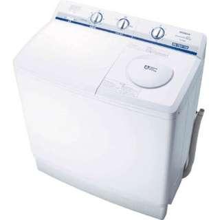 PS-120A-W 2槽式洗濯機 青空 ホワイト [洗濯12.0kg /乾燥機能無 /上開き]