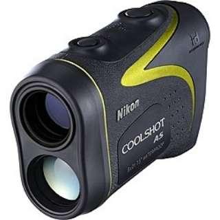 携帯型レーザー距離計 「COOLSHOT AS」
