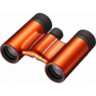 8倍双眼鏡 「アキュロン T01(ACULON T01)」(オレンジ) 8×21