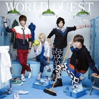 NEWS/WORLD QUEST/ポコポンペコーリャ 通常盤 【CD】