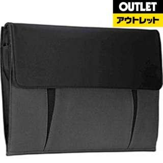 【アウトレット品】 インナーバッグ(~14型対応) Ultralife Thin Edge Canvas Slipcase TTS00504AP チャコール 【外装不良品】