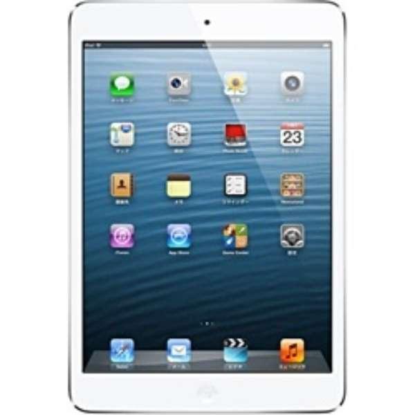 iPad mini Wi-Fiモデル MD531J/A (16GB・ホワイト&シルバー)
