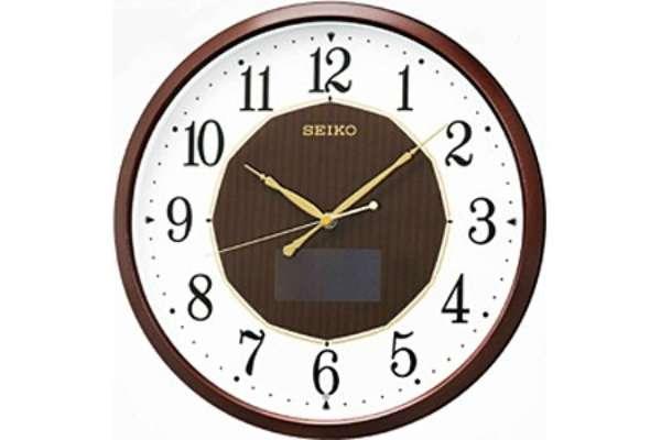 掛け時計のおすすめ21選 セイコー SF241B