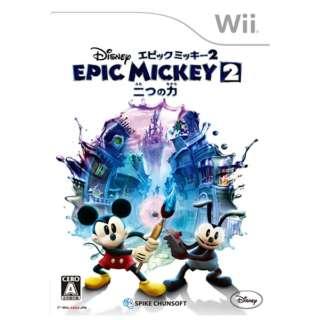 ディズニー エピックミッキー2:二つの力【Wii】