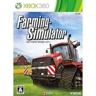 Farming Simulator【Xbox360ゲームソフト】