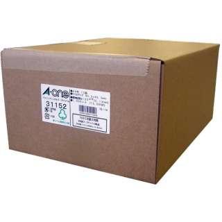 パソコンプリンタ&ワープロラベル NEC文豪シリーズタイプ2列用 ホワイト 31152 [A4 /1000シート /12面 /マット]