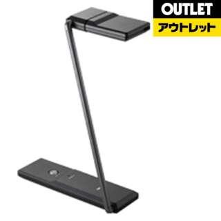 【アウトレット品】 卓上スタンドライト [昼白色 /LED] ZICT  LE-H316B ブラック 【生産完了品】
