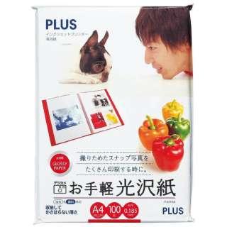 お手軽光沢紙(A4・100枚) IT-221GE