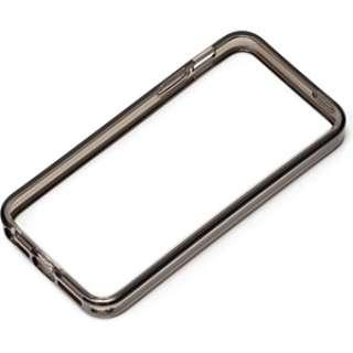 b42fe78bbb iPhone 5s/5用 TPUバンパー (クリアブラック) PG-IP5STP07CB. PGA