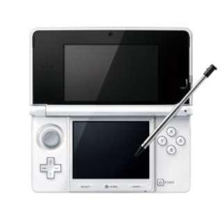 ニンテンドー3DS ピュアホワイト [ゲーム機本体]
