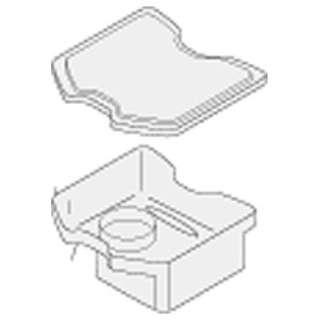 【ロボット掃除機用】 CZ-907用 ダストケース EX-3173-00