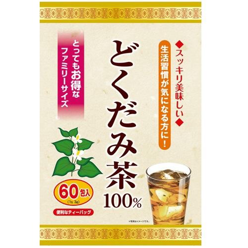 どくだみ茶 60包