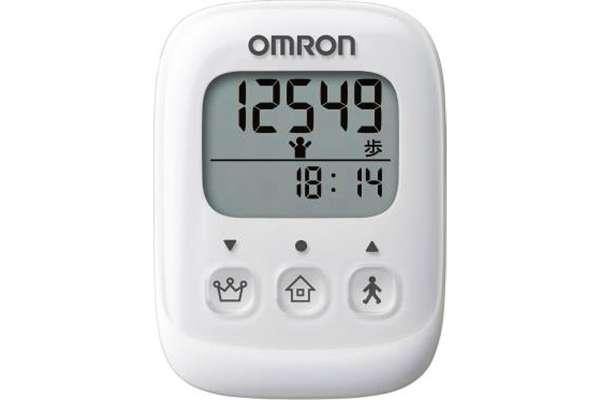 プレゼントにおすすめの家電 【歩数計】オムロン HJ-325