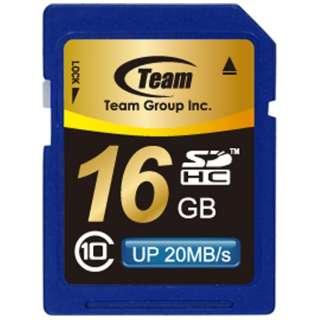 SDHCカード TG016G0SD28K [16GB /Class10]