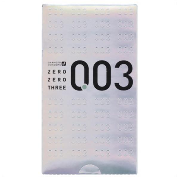 オカモト ゼロゼロスリー R 0.03 コンドーム Mサイズ 薄め 12個入