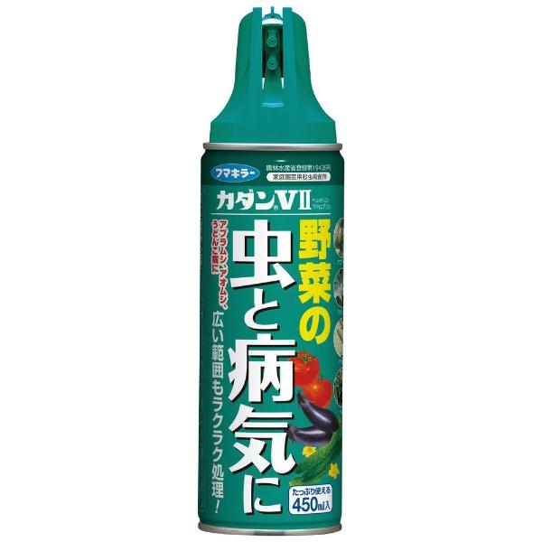 カダン7 450ml 〔忌避剤・殺虫剤 〕