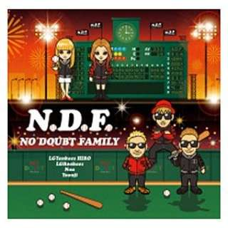 NO DOUBT FLASH/NO DOUBT FAMILY 【CD】
