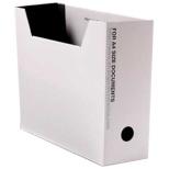 [収納用品] STORAGE ORGANIZER  ホワイト(サイズ:A4) SLD2-51-01