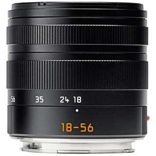 カメラレンズ T F3.5-5.6/18-56mm ASPH. Vario Elmar(バリオ・エルマー) ブラック [ライカT /ズームレンズ]