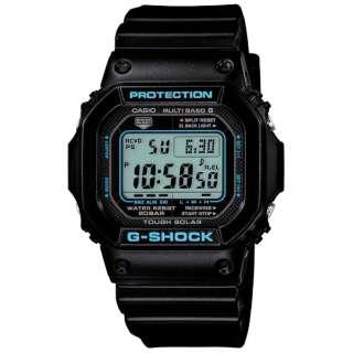 G-SHOCK(G-ショック) 「BLACK × BLUE Series(ブラック×ブルーシリーズ)」 GW-M5610BA-1JF