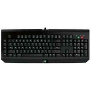 有線キーボード[USB] Razer Blackwidow 2014 stealth [橙軸] 英語配列モデル RZ03-00393600-R3M1
