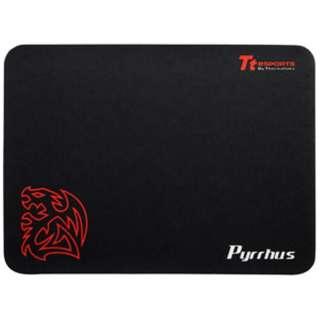 EMP0005SSS ゲーミングマウスパッド PYRRHUS ブラック