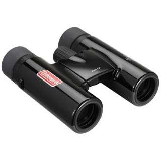 8倍双眼鏡 コールマン H8×25(ブラック)