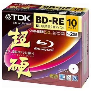 KBEV50HCPWA-10B 録画用BD-RE [10枚 /50GB /インクジェットプリンター対応]