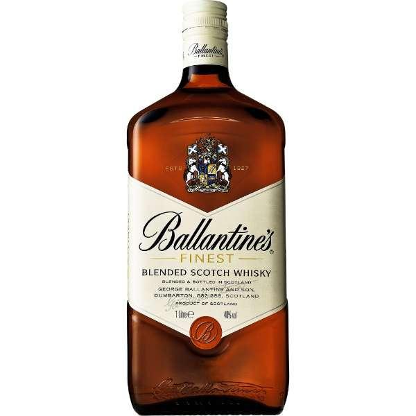 [正規品] バランタイン ファイネスト 1000ml【ウイスキー】