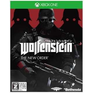 ウルフェンシュタイン:ザ ニューオーダー【Xbox Oneゲームソフト】