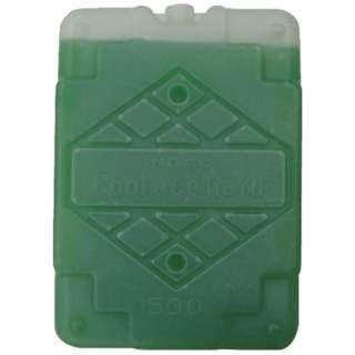 保冷剤 容器500g-11℃緑25×140×195mm CAH50011