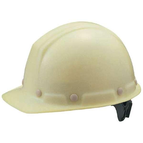 ヘルメット 溝付前ひさし型 蓄光タイプ THM179EZ