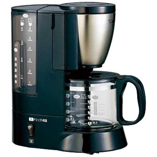 象印 コーヒーメーカー 6杯用 メッシュフィルター EC-AS60-XB