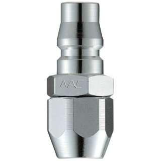 クイックカップリング AL20型 鋼鉄製 ポリウレタンチューブ用 CAL22PB 《※画像はイメージです。実際の商品とは異なります》