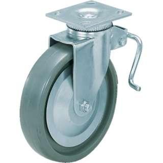重量用キャスター径127自在ブレーキ付SE(200-139-504) 31405BPSE