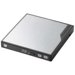 【Mac用】USB3.0接続 外付けBlu-rayドライブ Toast11 Titanium + HD/BDプラグイン添付 LBD-PMJ6U3MSV