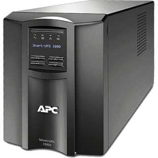 UPS 無停電電源装置 Smart-UPS 1000 LCD 100V SMT1000J