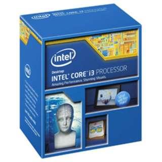 Core i3-4160 BOX品 ※対応BIOS以外は起動できません。